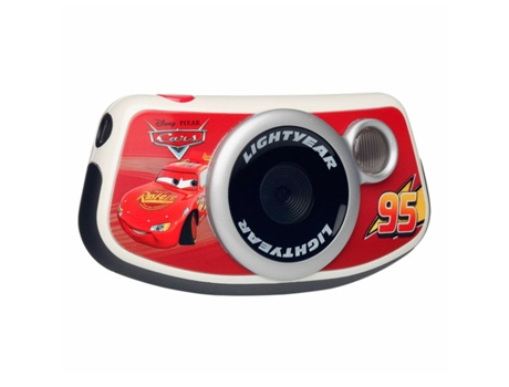 Câmera Fotográfica Digital CARS 1.3MP