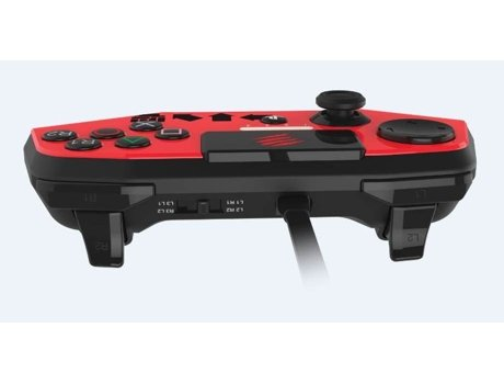 Comando PS4 MAD CATZ SFV Fightpad PRO A3 Red Ken — PS4