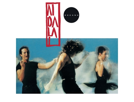 CD Mecano - Aidalai — Pop-Rock