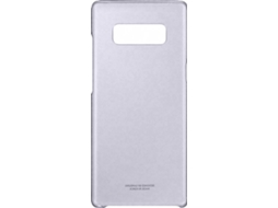 Capa SAMSUNG Clear Galaxy Note 8 Roxo — Compatibilidade: Samsung Galaxy Note 8