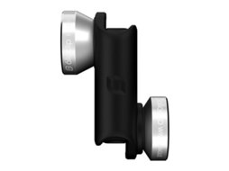 Kit Lentes iPhone 6/6S e 6/6S OLLOCLIP Preto — Kit Lentes / iPhone 6/6S e 6/6S