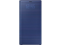Capa SAMSUNG LED View Galaxy Note 9 Azul — Compatibilidade: Samsung Galaxy Note 9