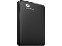 Disco Externo WD 2.5'' ELEMENTS 1TB USB 3.0 — 2.5'' | 1 TB | USB 3.0