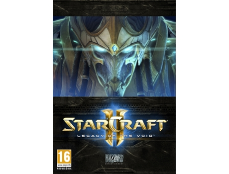 Jogo PC Starcraft 2 - Legacy of the Void