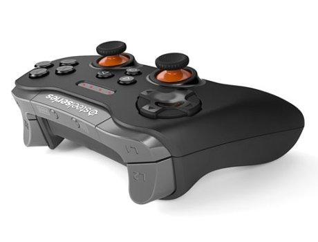 Gamepad STEELSERIES Stratus XL — Preto