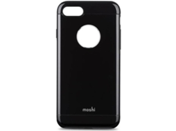 Capa iPhone 6, 6s, 7, 8 MOSHI Armour Preto — Compatibilidade: iPhone 6, 6s, 7 ,8