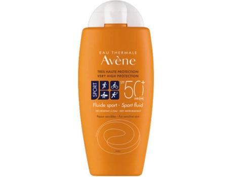 Loção para Desportistas Solaire Haute Avene Spf 50+ (100 ml)