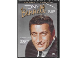 DVD Tony Bennett - The Sound Of Velvet
