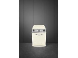 Máquina de Lavar Loiça SMEG Anni 50 LVFABCR2 (13 Conjuntos..