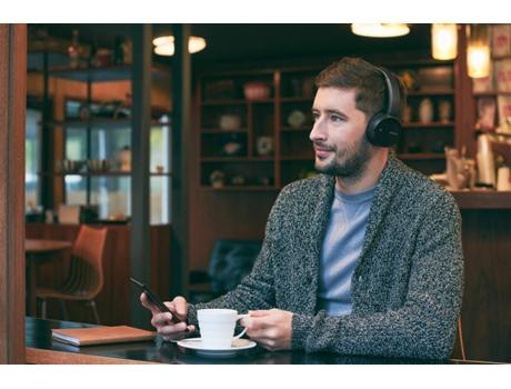 86d079cbc8a Auscultadores Bluetooth SONY WH-CH500 (On Ear - Microfone - Preto ...