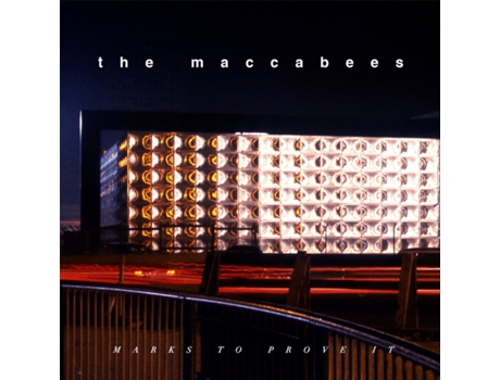 Vinil The Maccabees - Marks To Prove It — Pop-Rock