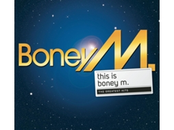 CD Boney M This Is (the magic of boney m.) — Pop-Rock