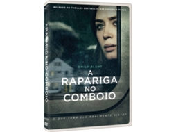 DVD A Rapariga no Comboio