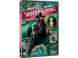 DVD Van Helsing - Heróis do Cinema — De: Stephen Sommers | Com: Hugh Jackman,Kate Beckinsale,Richard Roxburgh,David Wenham,Will Kemp
