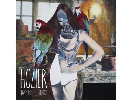 Vinil Hozier - Take Me To Church — Pop-Rock