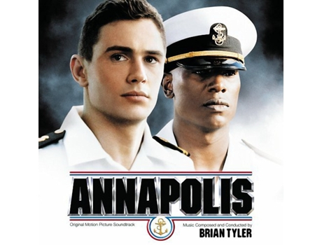 CD Brian Tyler - Annapolis (Original Motion Picture Soundtrack)