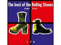 CD Rolling Stones - Jump Back The Best of 71 — Pop-Rock