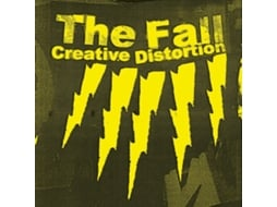 CD The Fall - Creative Distortion