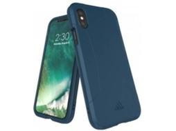 Capa ADIDAS Agravic iPhone X, XS Azul — Compatibilidade: iPhone X, XS