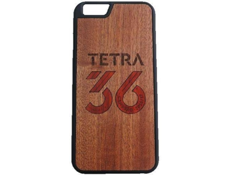 Capa G-CODE SLB Combo 36 iPhone 6, 6s Castanho — Compatibilidade: iPhone 6, 6s