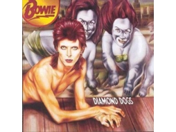 CD David Bowie - Diamond Dogs — Pop-Rock