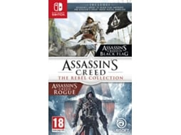 Jogo Nintendo Switch Assassin's Creed: The Rebel Collection (Ação - M18)