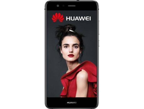 Smartphone NOS Huawei P10 Lite Preto — Android 7.0 / 5.2'' / 4G / Octa-core