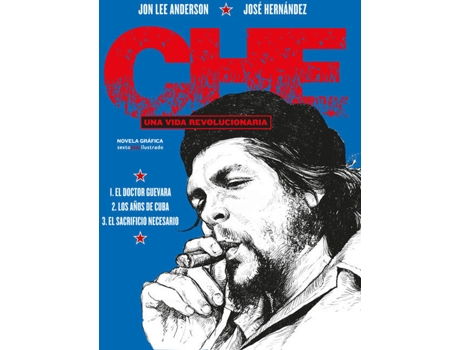 SEXTO PISO - Livro Che de Jon Lee Anderson (Espanhol)