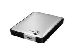 Disco Externo 2.5''  WESTERN DIGITAL 500GB My Passport for Mac - Cinza — 2.5'' | 500 GB | USB 2.0, 3.0