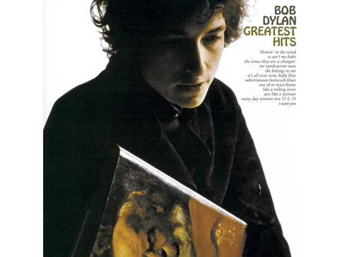 CD Bob Dylan Greatest Hits — Pop-Rock