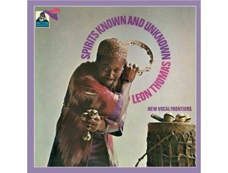 CD Leon Thomas - Spirits Known And Unknown