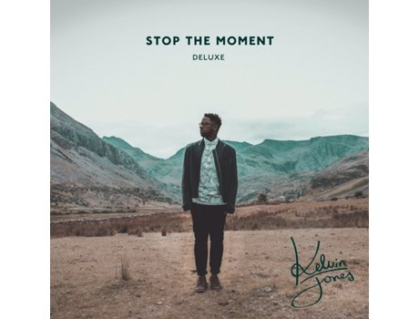 CD Kelvin Jones - Moment — Pop-Rock