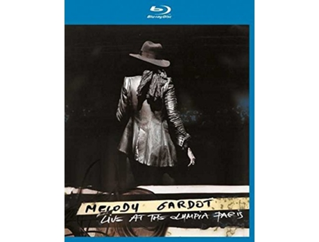 Blu Ray Melody Gardot - Live At The Olympia Paris — Pop-Rock Internacional