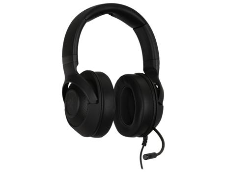 Auscultadores Gaming RAZER Kraken X Lite (Com fio - Noise Canceling - Com Microfone - Preto)   [7045