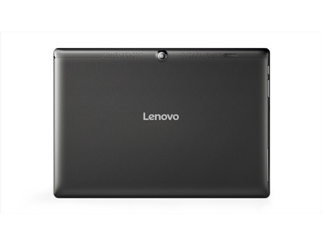 Tablet LENOVO TB-X103F (10.1'' - 16 GB - RAM: 1 GB - Preto - Azul) — HD | 5 MP + 2 MP