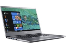 Portátil ACER Swift 3 Sf314-54G-57C9 (14'', Intel Core i5-8250U, RAM: 8 GB, 256 GB SSD, NVIDIA GeForce MX150) — Full HD