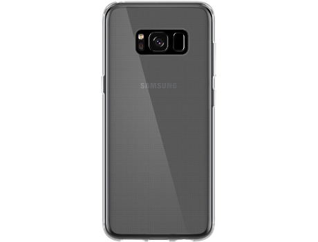 Capa Samsung Galaxy S8 OTTERBOX Clearly Protected Transparente — Compatibilidade: Samsung Galaxy S8