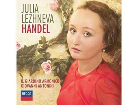 CD Julia Lezhneva/Il Giardino Armonico/G — Pop-Rock