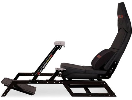 Cadeira Gaming + Suporte Simulator INFOCAPITAL Next Level Racing F1 GT Cockpit — PS4/PS3/Xbox/PC
