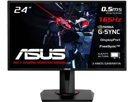 Monitor Gaming ASUS VG248QG (24   - 165Hz - 1 ms)
