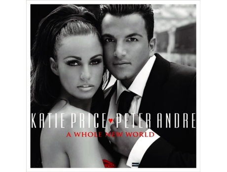 CD Katie Price e - Peter Andre