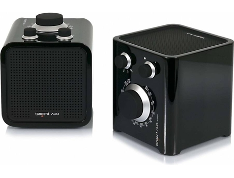 Rádio TANGENT Alio Junior FM/AM Preto — FM/AM