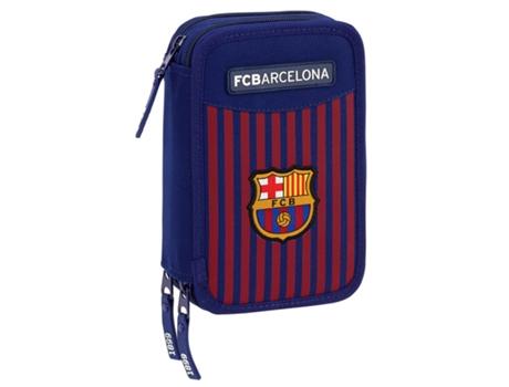 ce5e8f9f65939 Estojo equipado SAFTA FC Barcelona triplo 41 peças