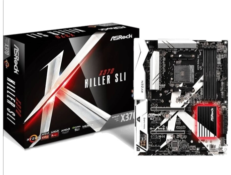 Motherboard ASROCK X370 KILLER SLI — AMD X370 / AM4 RYZEN