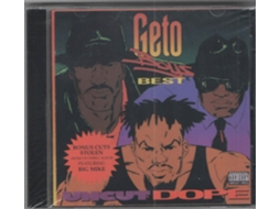 CD Geto Boys - Uncut Dope: Geto Boys' Best