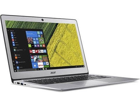 Portátil 14'' ACER Swift SF314-51-74VQ — Intel Core i7-7500U | 8GB | 256GB