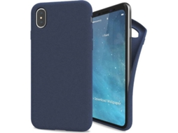 Capa I-PAINT Sand iPhone X Azul — Compatibilidade: iPhone X