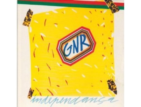 CD GNR - Independência — Pop-Rock