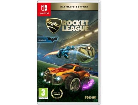Jogo Nintendo Switch Rocket League Ultimate Edition Worten Pt