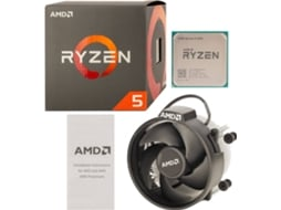 Processador AMD Ryzen 5 1600 (Socket AM4 - Hexa-Core - 3.2 GHz) — AMD Ryzen 5 1600 | Socket AM4